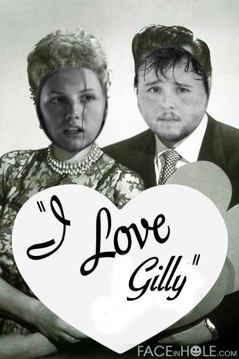 I Love Gilly